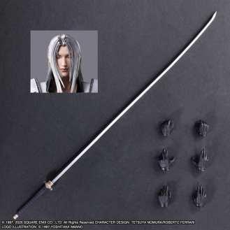 Final Fantasy VII Remake Play Arts Kai (23)