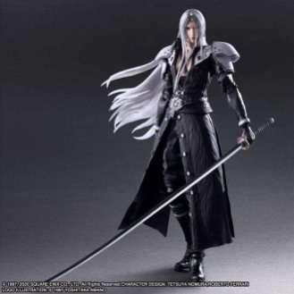 Final Fantasy VII Remake Play Arts Kai (21)