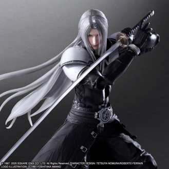 Final Fantasy VII Remake Play Arts Kai (20)