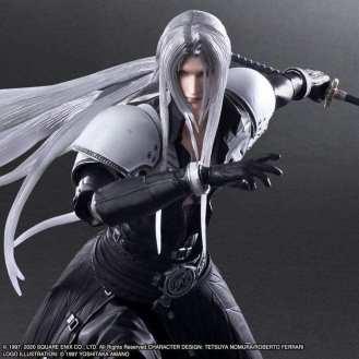 Final Fantasy VII Remake Play Arts Kai (22)