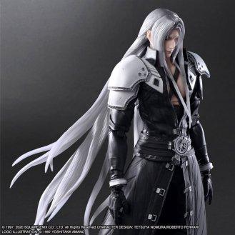 Final Fantasy VII Remake Play Arts Kai (19)
