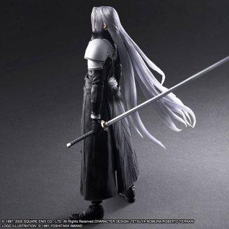 Final Fantasy VII Remake Play Arts Kai (18)