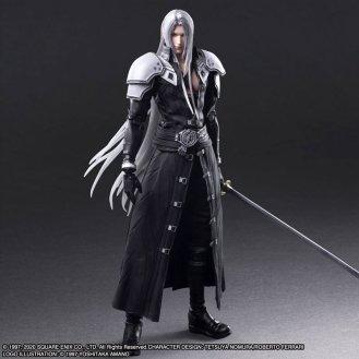 Final Fantasy VII Remake Play Arts Kai (17)