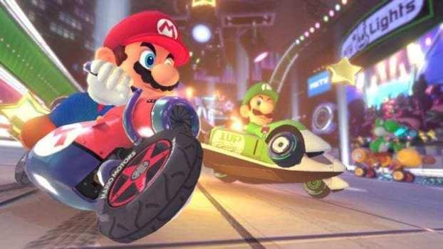 Mario Kart 8 Deluxe (interruptor)
