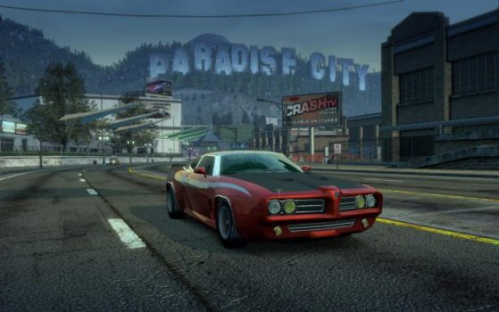 Burnout Paradise Remastered (PS4 / Xbox One)