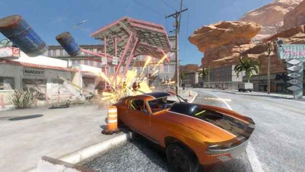 Flatout 4: Total Insanity (PS4 / Xbox One / PC)