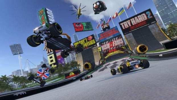 Trackmania Turbo (PS4 / Xbox One / PC)