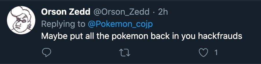 La compañía de Pokémon disculpa, alas crepusculares, anime, dewgong