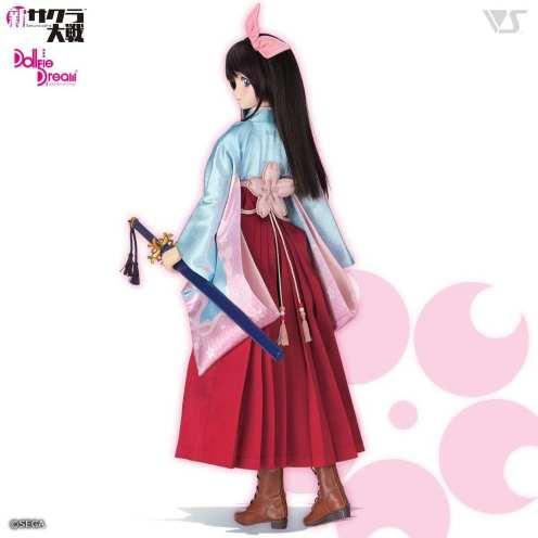 Muñeca Sakura Wars (4)