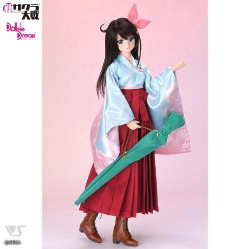 Muñeca Sakura Wars (3)