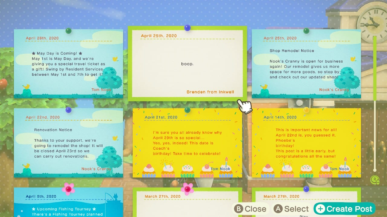 ¿Puedes atrapar pájaros en Animal Crossing New Horizons?