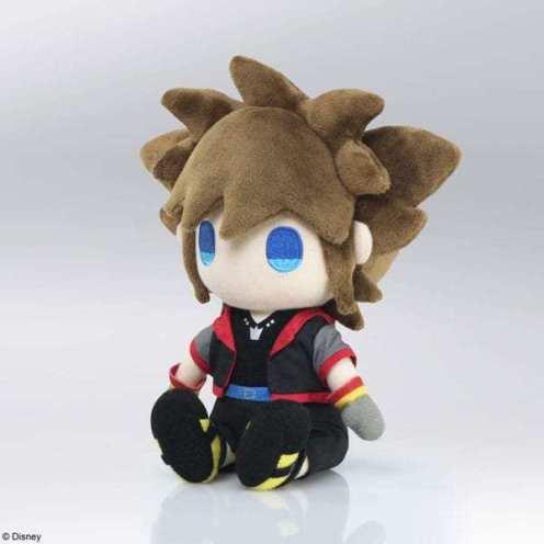 Peluche Kingdom Hearts III (2)