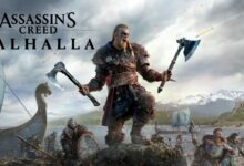 Photo of Assassin's Creed Valhalla First Screenshots & Art Show Protagonista masculino y femenino, equipo y más