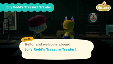 Photo of Animal Crossing New Horizons: Cómo hacer que Redd visite tu isla