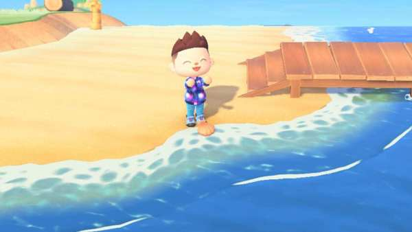 Animal Crossing New Horizons Shell Set Recetas de bricolaje