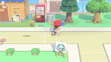 Photo of Animal Crossing: New Horizons Fan crea una isla Earthbound-Esque