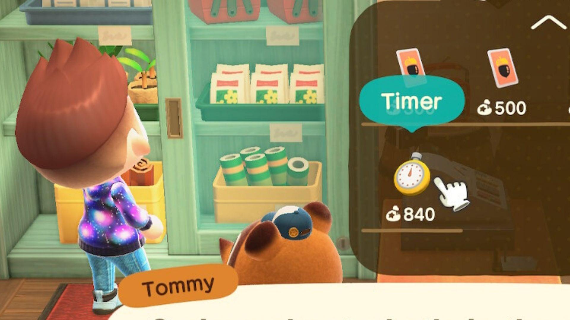 New Horizons Animal Crossing Timer