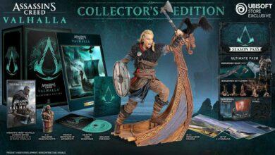 Photo of Assassin's Creed Valhalla Ediciones especiales confirmadas y detalladas