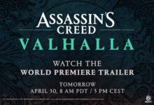 Photo of Assassin's Creed Valhalla oficialmente revelado: el primer tráiler llegará mañana