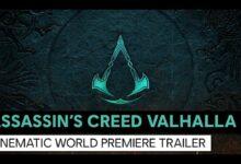Photo of Assassin's Creed: el primer tráiler de Valhalla muestra el escenario vikingo, revela la ventana de lanzamiento de Holiday 2020