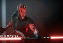 Photo of Battlefront 2: como conseguir el aspecto Old Master de Darth Maul