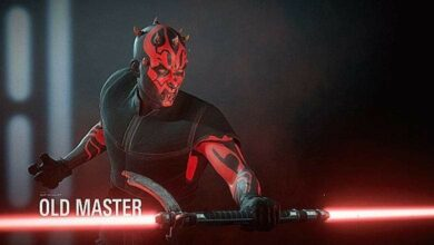 Photo of Battlefront 2: como conseguir el aspecto Old Master de Darth Maul