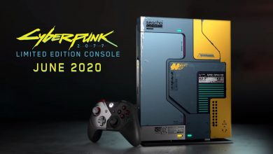 Photo of Cyberpunk 2077 Limited Edition Xbox One X se ve absolutamente radiante en un nuevo video