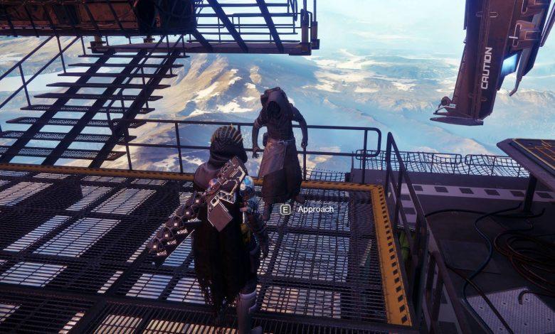 Destiny 2 - ¿Dónde está Xur? - Ubicación de Xur hoy - 17 de abril de 2020