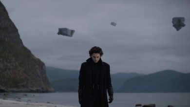 Photo of Echa un vistazo a Timothée Chalamet en The Upcoming Dune Film
