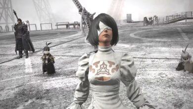 Photo of El nuevo video de Final Fantasy XIV cuenta la historia de Glorious NieR: Automata Crossover