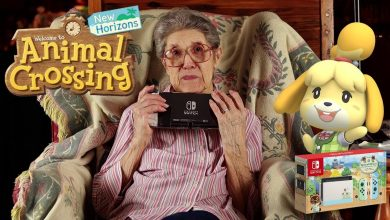 Photo of Esta abuela Unboxing Animal Crossing: New Horizons es una visita obligada