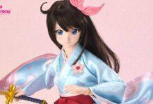 Photo of Esta linda muñeca Sakura Wars del juego de PS4 costará $ 700