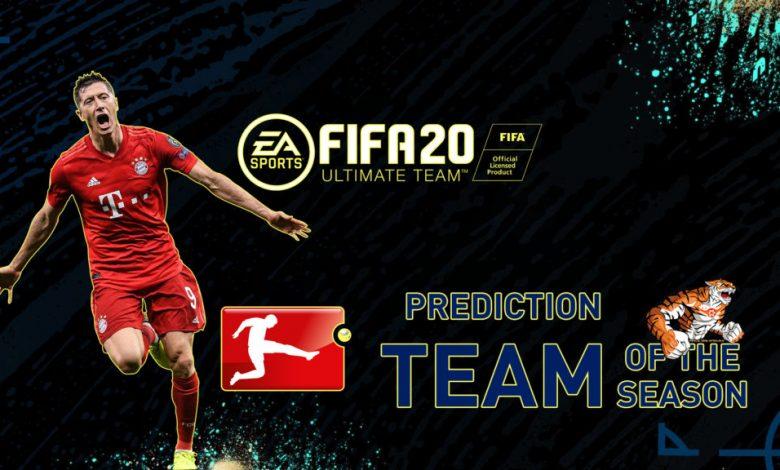 FIFA 20: Predicción TOTS Bundesliga - Ultimate Team