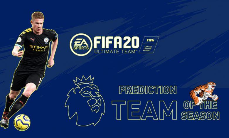 FIFA 20: Predicción TOTS Premier League - Ultimate Team