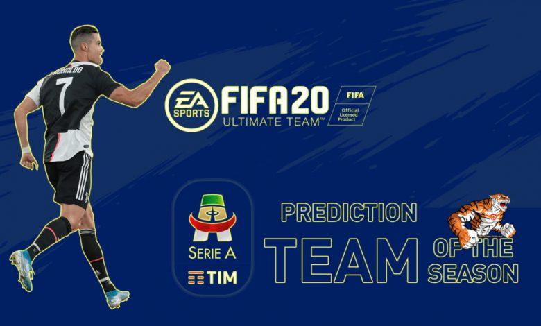 FIFA 20: Predicción TOTS Serie A - Ultimate Team