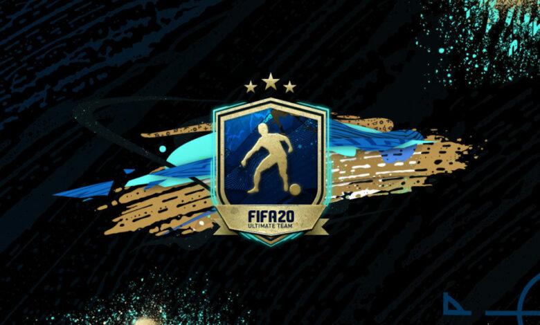 FIFA 20: SBC TOTSSF EFL garantizado disponible