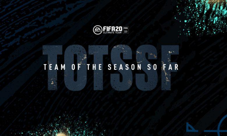 FIFA 20: TOTSSF - Se acerca el equipo de la temporada hasta ahora