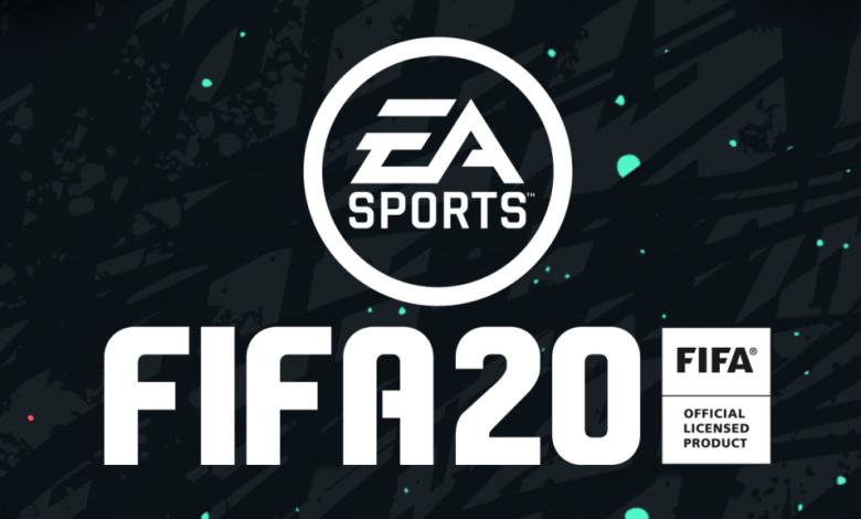 FIFA 20: parche 1.19 lanzado para PS4 y Xbox One