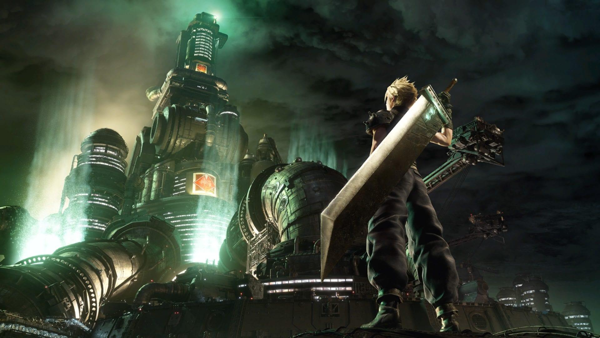 Final Fantasy 7 Remake entre lo mejor para el El Gaming en 2020