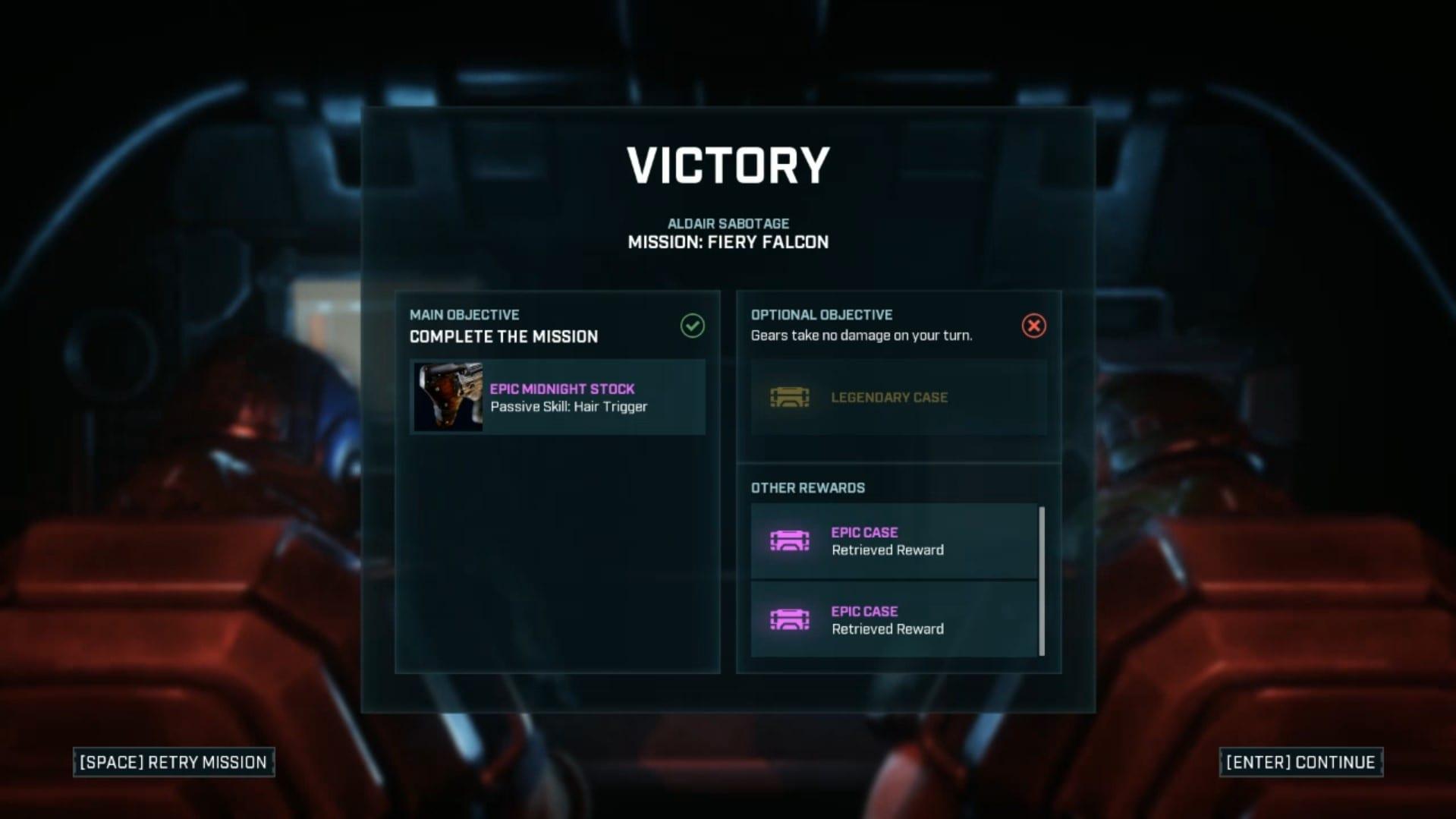 Revisión de misiones en Gears Tactics
