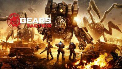 Photo of Gears Tactics Descargue e instale el tamaño