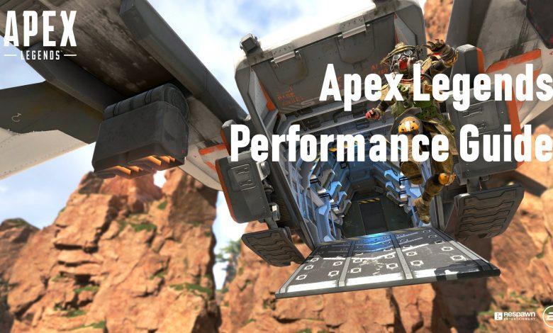 Guía de rendimiento de Apex Legends: repara la tartamudez, el retraso, el bloqueo y las caídas de FPS [Updated 2020]