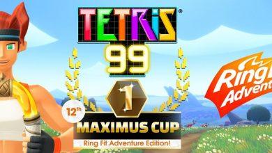 Photo of La próxima Copa Tetris 99 Maximus contará con Ring Fit Adventure
