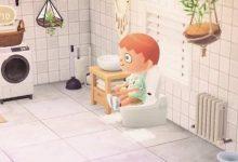 Photo of Nintendo utiliza la cuenta de Twitter de Animal Crossing para enseñar a los jugadores cómo usar el baño