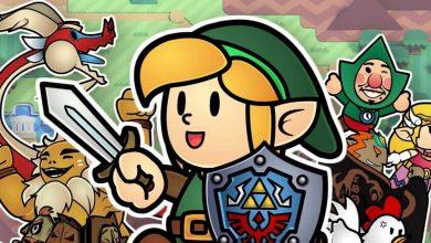 Photo of Querrás un juego de Paper Zelda después de ver este tráiler hecho por fans
