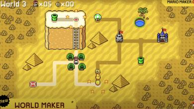 Photo of Super Mario Maker 2: Encuentra el súper mundo al que quieres jugar