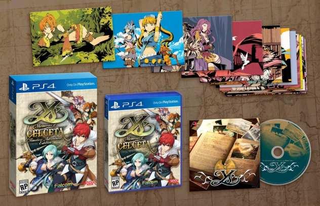 YS Recuerdos de Celeceta PS4 (1)