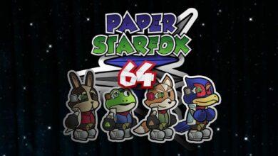 Photo of ¿Puede este juego de Paper Star Fox ser una cosa real? ¿Por favor?