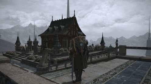 Restauración ishgardiana de Final Fantasy XIV (1)