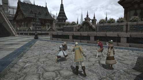 Restauración ishgardiana de Final Fantasy XIV (10)